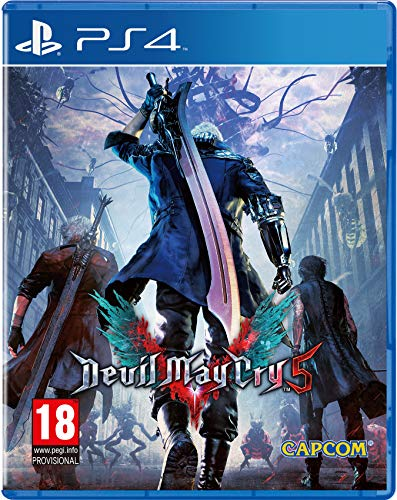 Devil May Cry 5 - PlayStation 4 [Edizione: Regno Unito]