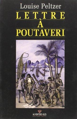Lettre a Poutaveri par Peltzer. Louise