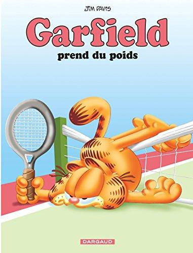 Garfield - tome 1 - Garfield prend du poids