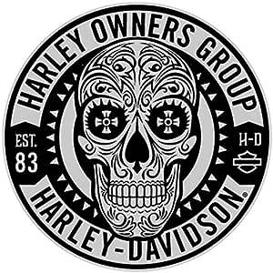 Reflektierende Aufkleber Für Helm Harley Davidson Owners Group Auto