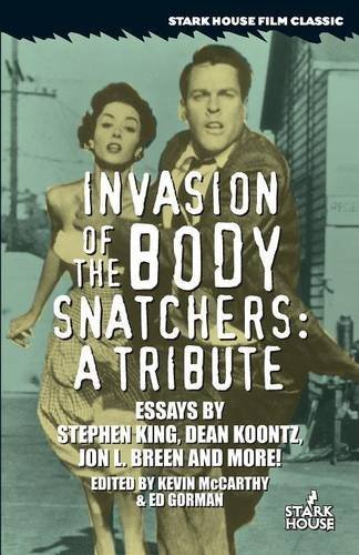 the body snatchers essay When united artists released invasion of the body snatchers on december 20, 1978 (with a surprising pg rating, given the nudity, goopy practical effects, and head-smashing gore), it went on to make nearly $25 million at the box-office and received reviews that often deemed it superior to the original.