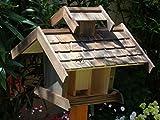 Vogelhaus, Futterhaus,groß, K-BEL-VOVIL4-at001 NEU! PREMIUM-Qualität,Vogelhaus,