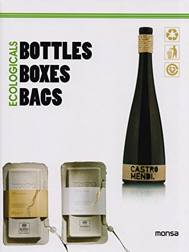 Ecologicals: bottles, boxes, bags