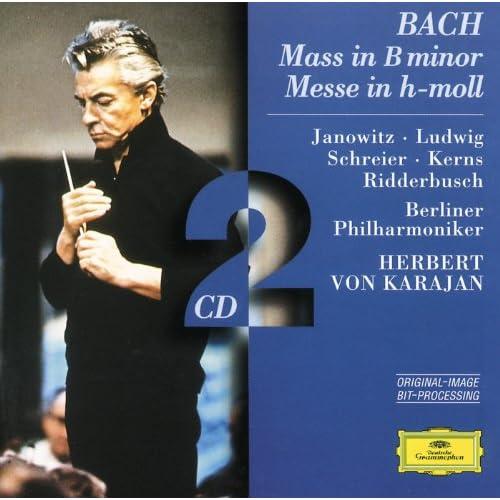 Bach, J.S.: Mass in B minor (2 CD's)