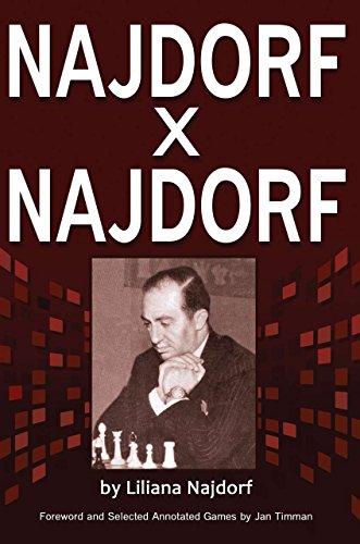 Najdorf X Najdorf por Liliana Najdorf