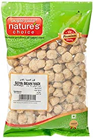 Natures Choice Soya Bean Vadi, 200 gm