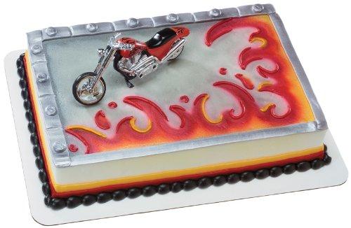 Hot-choppers (Red Hot Chopper DecoSet Cake Decoration)