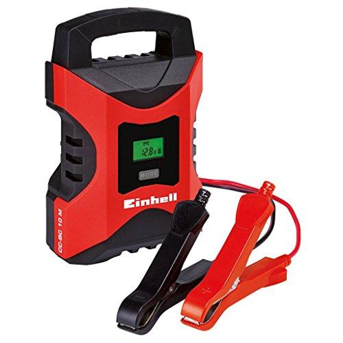 Caricabatterie 6V 12V mantenitore di carica batterie auto gel max 200Ah Einh