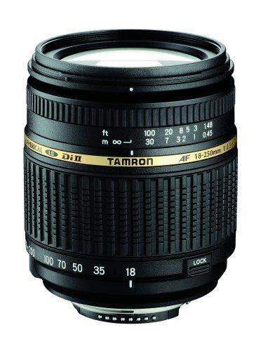 Tamron AF 18-250mm 3,5-6,3 Di II LD ASL Macro digitales Objektiv für Canon (Objektiv-18 Tamron Mm)