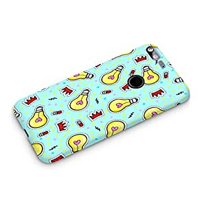 Cover Affair Funky/Cool Printed Designer Slim Light Weight Back Cover Case for Google Pixel