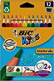 Bic Kids Evolution Triangle Crayon triangulaire 10+2 Gratuits