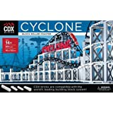 Coaster Dynamix Co. Cyclone Roller Coaster Kit Scratch & DentDamaged In Cosmetic Box / The Cyclone Roller Coaster Kit Scratch And DENT /