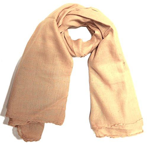 Preisvergleich Produktbild TPM Baumwolltuch Halstuch in Unicolour Khaki 100 * 100cm