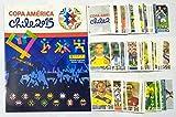 PANINI COPA AMERICA 2015 Collection Complete Stickers + Album
