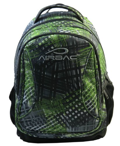 airbac-contour-green-backpack