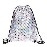 Beutel Holo Triangle Aufdruck Fullprint Tasche Gymsac Turnbeutel Jutebeutel Print Bag Fitness 010