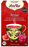 YogiTea® Rose BIO 6 Packungen