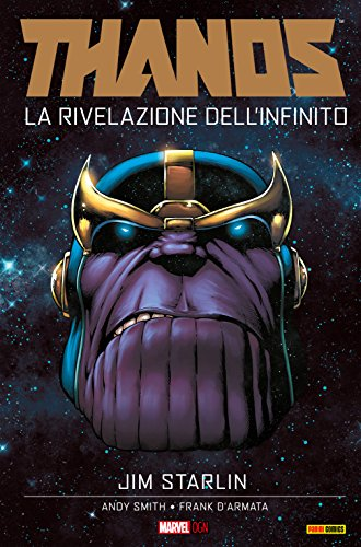 Download Thanos OGN Vol. 1: La Rivelazione Dell'Infinito