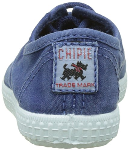 Chipie Josepe Enz, Baskets Basses Mixte Enfant Bleu (Blu Klein en)