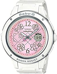 f6386a60886e Baby-G By Casio x Hello Kitty Women s BGA150KT-7B Collection Watch White