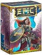 Epic è un innovativo gioco di carte, ispirato ai grandi classici collezionabili, in cui dovrete scendere sul campo di battaglia alleandovi ad uno dei 4 allineamenti possibili: Wild, Sage, Good o Evil. Ciascun giocatore inizierà la partita con...