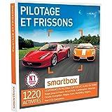 SMARTBOX - Coffret Cadeau - PILOTAGE ET FRISSONS - 1220 activités : stages jusqu'à 6 tours : Ferrari F458, Lamborghini, Maserati