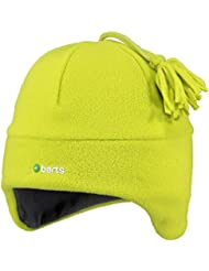 Salewa, gorro Nilfix Kids, verde (Lime), 53 cm (a partir de 4 años)