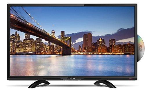 DYON Sigma 24 Pro-X 60,9 cm (24 Zoll) Fernseher (Triple Tuner, DVD-Player)