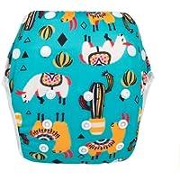 Eco Green Baby- Alvababy-Reusable Swim Diaper - Baa Baa