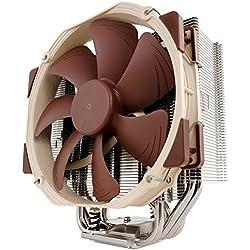 92 mm 2000 RPM Noctua NH-U9 TR4-SP3 4 pines PWM Disipador de CPU Aluminio//Beige