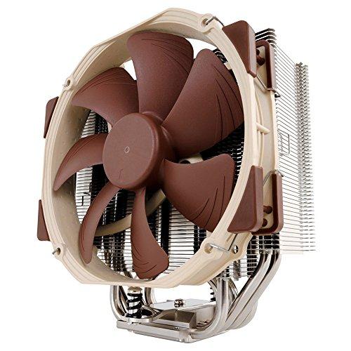 Noctua NH-U14S, Premium CPU-Kühler mit NF-A15 Lüfter (Braun)