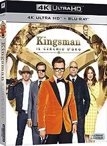 Kingsman: Il Cerchio d'Oro (Blu-Ray 4K UHD + Blu-Ray)