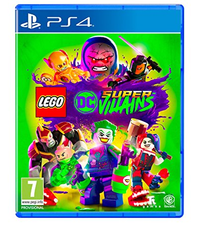 LEGO DC Super-Villains (PS4) Best Price and Cheapest