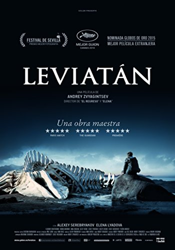 Leviatán [DVD]