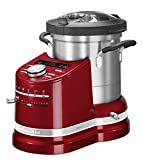 Kitchenaid Cook Processor - Robot de cocina, 1500 W, color plateado