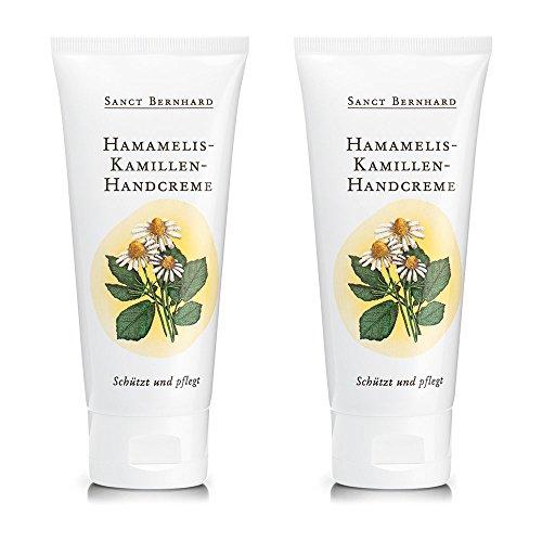 Hamamelis-Kamillen-Creme mit Hamamelis-Extrakt 2x 100 ml