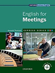 Express Series: English for Meetings (Oxford Business English)