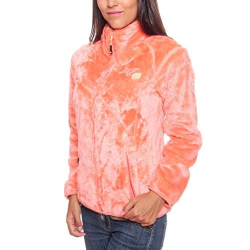 Geographical Norway - Blouson - Femme saumon