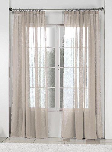 Rioma Brisa - Visillo, 200 x 270 cm, color gris