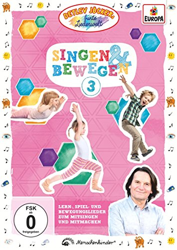 Detlev Jöcker - Singen & Bewegen 3