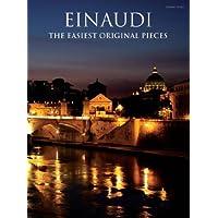 Chester Music - Libro de partituras para piano sencillas y conocidas del compositor Ludovico Einaudi