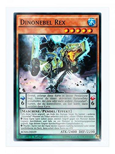 Auflage Dinonebel Spinos deutsch 1 SHVI-DE032 NIFAERA Spielwaren Yu-Gi-Oh