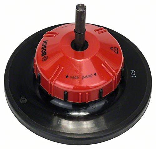 Bosch DIY Schleifteller flexibel (für Bohrmaschinen, Ø 125 mm, Klettsystem)