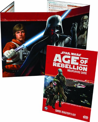 Star Wars: Age of Rebellion GM Kit por Fantasy Flight Games