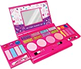 Make it Up - Girls Makeup Kit - Sicurezza Testata - Non Toxic-Compact Disponibile Pallet Makeup con Specchio E Sicurezza Chiusura