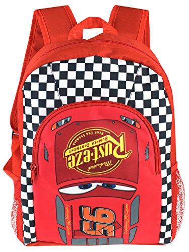 c50e1fedc16 Disney Cars Boys Cars Lightning McQueen Backpack