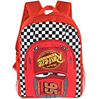 Disney Cars Boys Cars Lightning McQueen Backpack