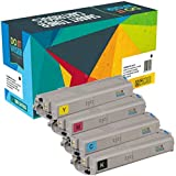 4 Do it Wiser Kompatibel Toner für Oki C532dn MC573dn C542dn MC563dn