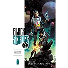 Black Science Vol. 8: Later Than You Think (English Edition)