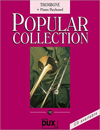 Popular Collection 10 Posaune und Klavier